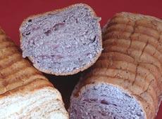 八ヶ岳のブルーベリーパン